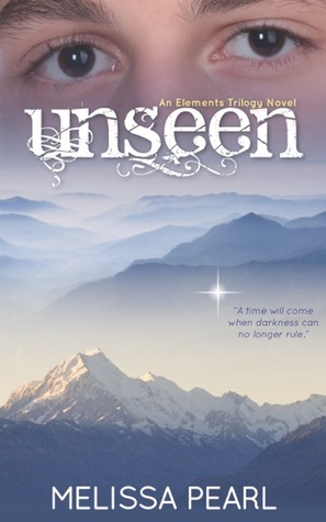 Unseen (The Elements Trilogy, #2)