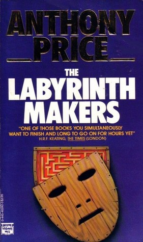 Labyrinth Makers by Anthony Price