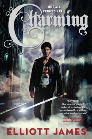 Charming (Pax Arcana) - Elliott James