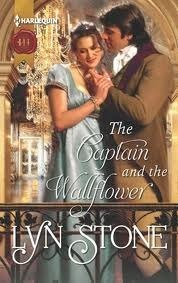 The Captain and the Wallflower by Lyn Stone