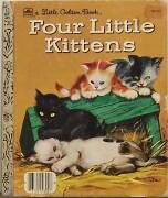 Four Little Kittens (Little Little Golden Book)
