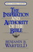 Inspiration and Authority of the Bible