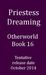 Priestess Dreaming (Otherworld/Sisters of the Moon, #16)