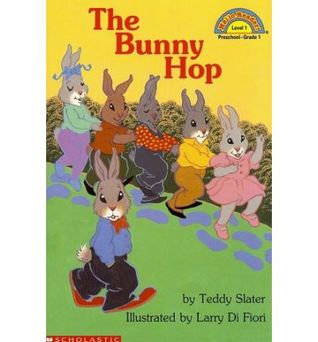 The Bunny Hop by Teddy Slater