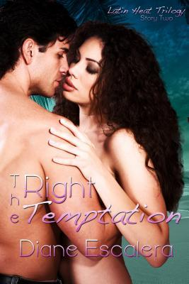 Post thumbnail of Review: The Right Temptation by Diane Escalera + Giveaway!