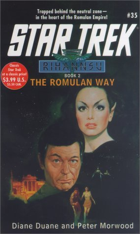 The Romulan Way by Diane Duane