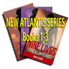 New Atlantis Bundle: Books 1-3 (New Atlantis, #1-3)