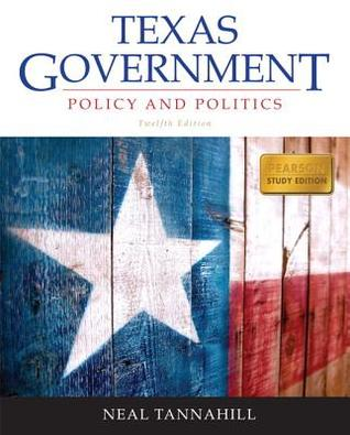 Texas Government Plus Mypoliscilab -- Access Card Package with Etext -- Access Card Package