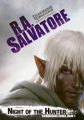 Night of the Hunter (Companions Codex) - R.A. Salvatore