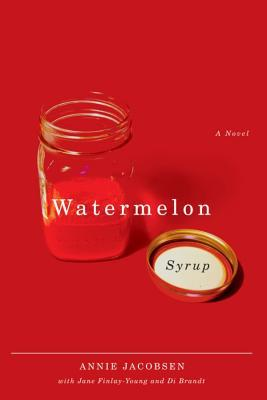 Watermelon Syrup by Annie Jacobsen