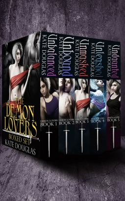 Demon Lovers Boxed Set (Demon Lovers, #1-5)