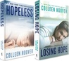 "The ""best first kiss"" from Holder's POV (Hopeless, #1.5)"