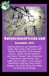 Daily Science Fiction Stories of November 2011 by Jay Caselberg