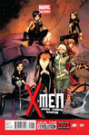 X-Men #1 (MARVEL NOW)
