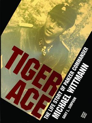 Tiger Ace by Gary L. Simpson