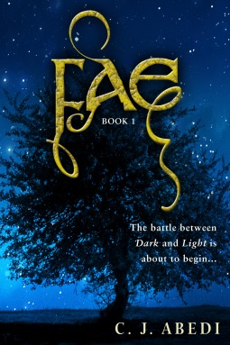 Fae (Book 1) by C.J. Abedi {Blog Tour Review & Giveaway}