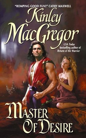 Master of Desire (Brotherhood/MacAllister, #1)