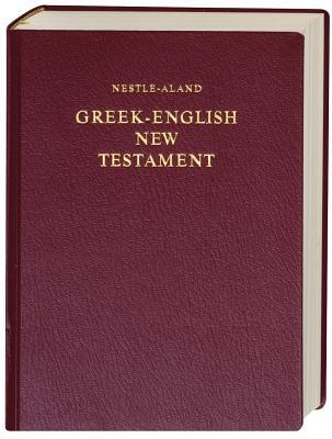 Greek-english New Testament, Nestle-aland With Revised Standard Version English Text