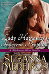 Lady Hathaway's Indecent Proposal (Hathaway Heirs, #1)