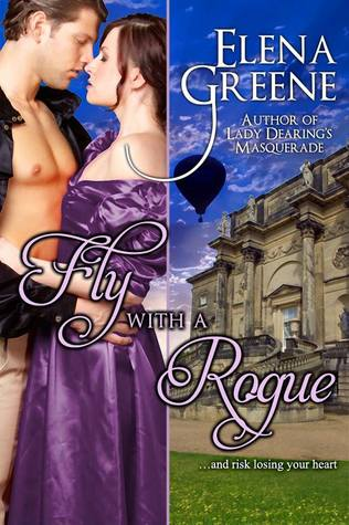 Fly with a Rogue by Elena Greene