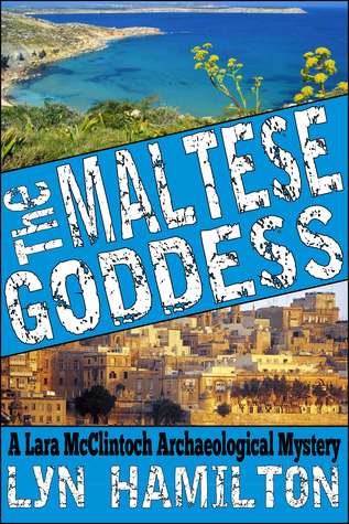 The Maltese Goddess by Lyn Hamilton