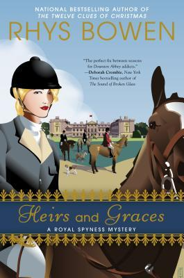 Heirs and Graces (Her Royal Spyness Mysteries, #7)  - Rhys Bowen