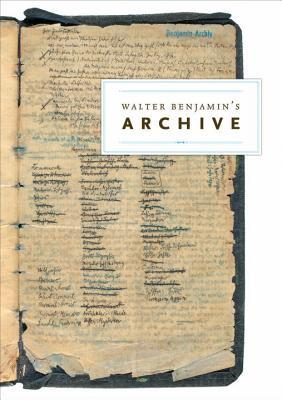 The Archive by Walter Benjamin