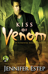 Kiss of Venom  (Elemental Assassin, #8.5)