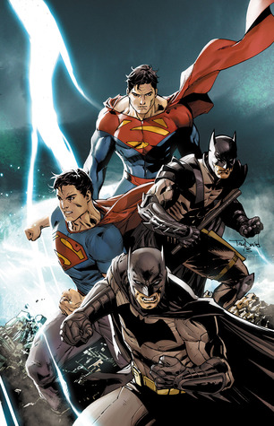 Batman / Superman #4 (The New 52)