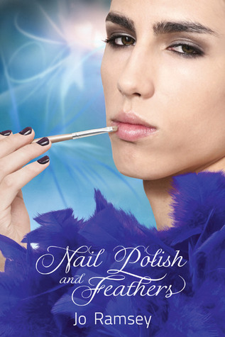 Nail Polish and Feathers by Jo Ramsey