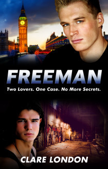 Review: Freeman by Clare London