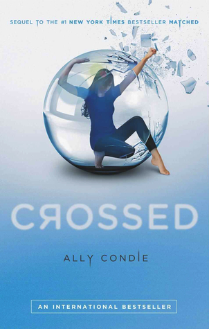 Crossed Ally Condie epub download and pdf download