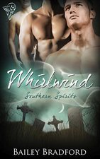 Review: Whirlwind (Southern Spirits #8) by Bailey Bradford