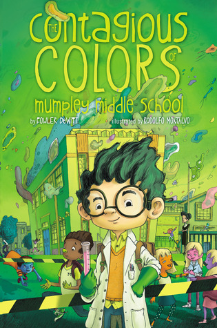 Book Review: The Contagious Colors of Mumpley Middle School