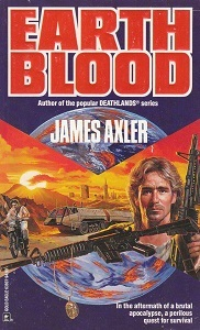 Earth Blood (Earthblood, #1)