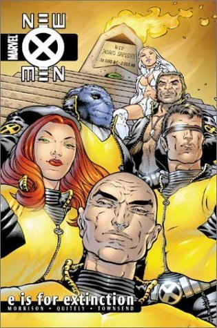 New X-Men, Vol. 1 by Grant Morrison