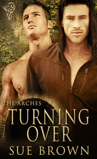 Review: Turning Over (The Arches #3) by Sue Brown