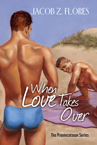 Character Interview & GIVEAWAY: When Love Takes Over by Jacob Z. Flores [Blog Tour]