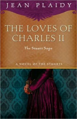 The Loves of Charles II by Jean Plaidy