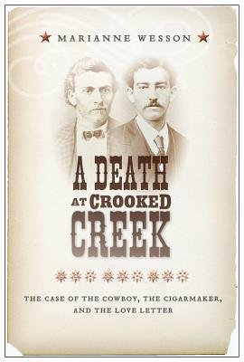 A Death at Crooked Creek by Marianne Wesson
