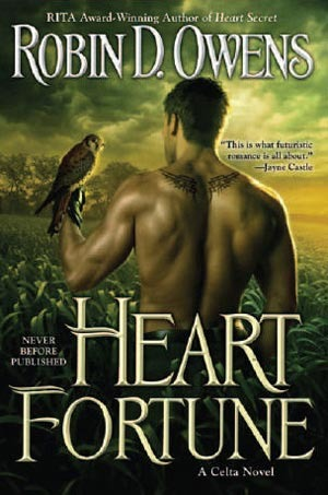 Review: Heart Fortune by Robin D. Owens