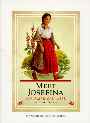 Meet Josefina: An American Girl (American Girls: Josefina, #1)