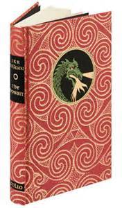 The Hobbit or There and Back Again - Folio Society Edition