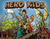 Hero Kids Fantasy RPG by Justin Halliday