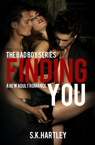 Finding You (Bad Boy, #1)