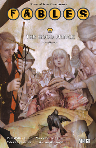 Fables, Vol. 10: The Good Prince (Fables, #10)