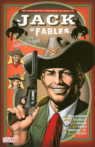 Jack of Fables, Vol. 5: Turning Pages (Jack of Fables #5)