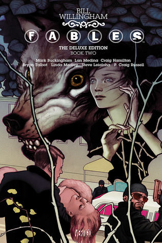 Fables: The Deluxe Edition, Vol. 2