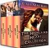 The Highland Heart Collection -- A Contemporary Romance Box Set (Contemporary Highland Romance Series)