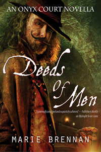 Deeds of Men by Marie Brennan